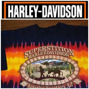 Harley Davidson Superstition Apache T-Shirt XL